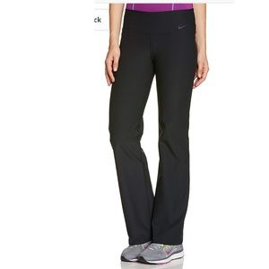 NIKE Ladies Legend 2.0 Regular Fit Poly Pants